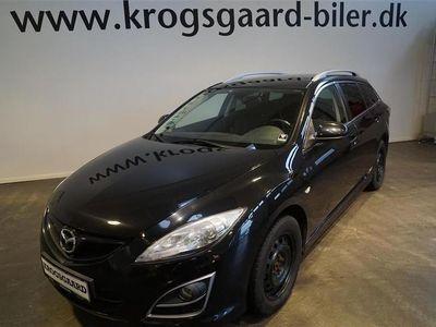 brugt Mazda 6 2,0 Sport 155HK Stc 6g