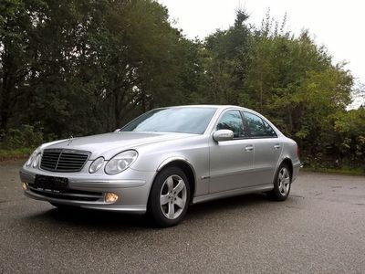 brugt Mercedes E320 2 CDI Avantgarde 204HK Sedan aut