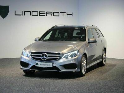 brugt Mercedes E400 0 stc. aut. 4-M Van