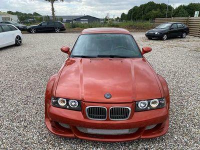 brugt BMW 325 2,5 E36 Coupe