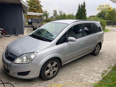brugt Opel Zafira 1.9cdti