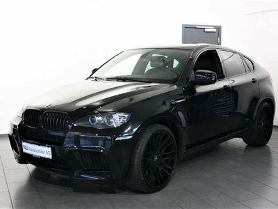 brugt BMW X6 4,4 M aut.