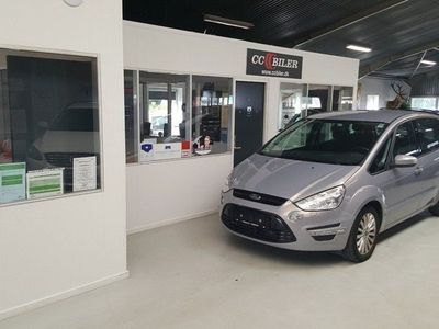 usado Ford S-MAX 2,0 TDCi 163 Collection aut. 7prs