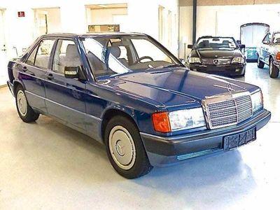 brugt Mercedes 190 (W201) 2,0 D