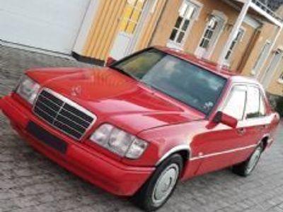 brugt Mercedes E250 W124 d aut