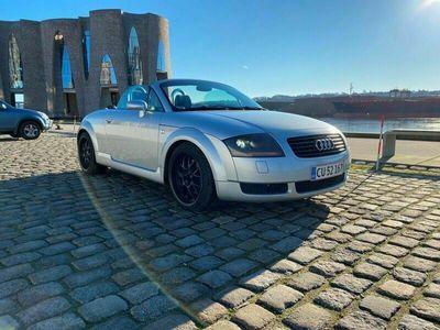 brugt Audi TT Roadster 1,8 T