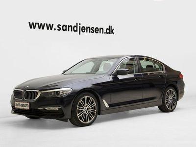 gebraucht BMW 530 d 3,0 aut.