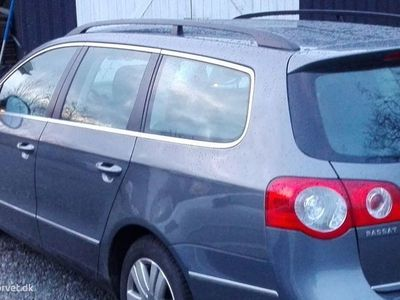 brugt VW Passat Variant 1,9 TDI Comfortline 105HK Stc