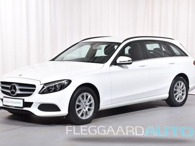 brugt Mercedes C220 d 2,1 Bluetec 7G-Tronic Plus 170HK Stc Aut.