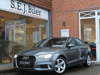 brugt Audi A3 1,4 TFSi Sport 150HK 4d