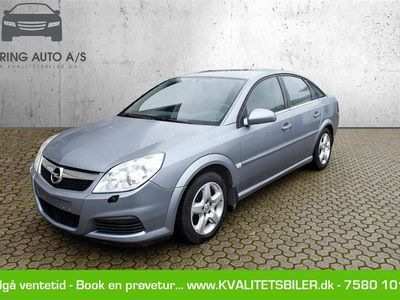 brugt Opel Vectra 1,9 CDTI Elegance 150HK 5d 6g - Personbil - lysblåmetal