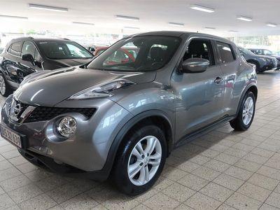 brugt Nissan Juke 1,5 DCi N-Connecta 110HK 5d 6g