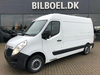 brugt Opel Movano 2,3 CDTi 136 Van L3H2