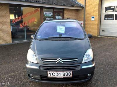 brugt Citroën Xsara Picasso 1,6 i 16V Advance Aut. 110HK