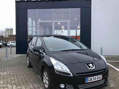brugt Peugeot 5008 1,6 e-HDi Active 112HK 6g