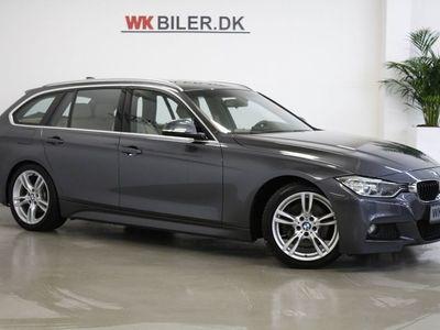 brugt BMW 328 i 2,0 Touring M-Sport aut.