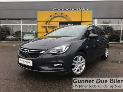 brugt Opel Astra Sports Tourer 1,0 Turbo Enjoy Start/Stop 105HK Stc