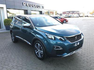 brugt Peugeot 5008 2,0 BlueHDi GT EAT8 177HK 8g Aut.