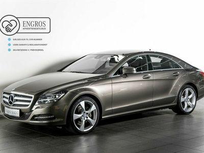 usado Mercedes CLS350 3,0 CDi aut. BE