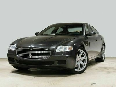 brugt Maserati Quattroporte 4,2 Automatic
