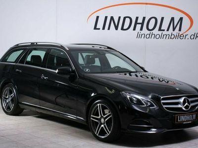 gebraucht Mercedes E350 5 stc. aut. Van