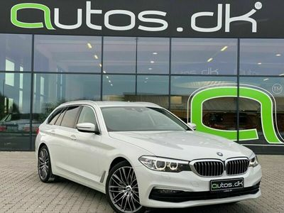 brugt BMW 530 d 3,0 Touring Connected aut.