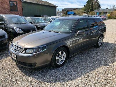 brugt Saab 9-5 2,0 T Vector Estate