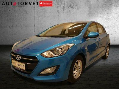 brugt Hyundai i30 1,6 GDi Premium