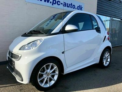 brugt Smart ForTwo Electric Drive Coupé 3d