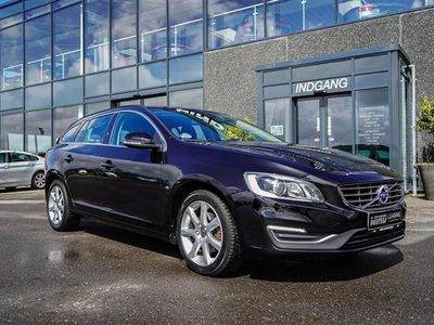 brugt Volvo V60 2,0 D3 Momentum 150HK Stc 6g Aut.