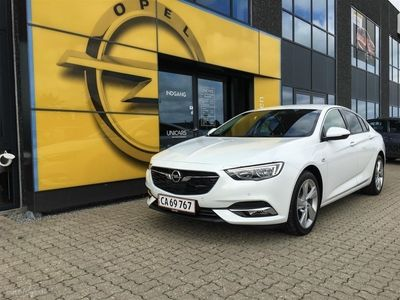 used Opel Insignia Country Tourer Grand Sport 2,0 Dire Injection Turbo Dynamic 4x4 Start/Stop 260HK 5d 8g Aut.