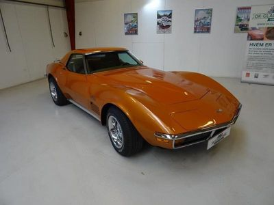 brugt Chevrolet Corvette 5.7L