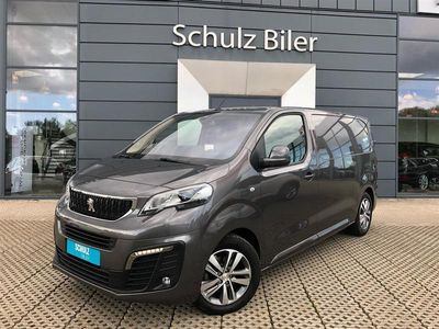 brugt Peugeot Expert L2 2,0 BlueHDi Ultimate EAT6 180HK Van 6g Aut. 2,0