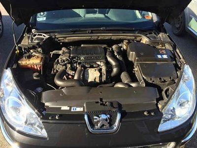 gebraucht Peugeot 407 1,6 HDI 4D