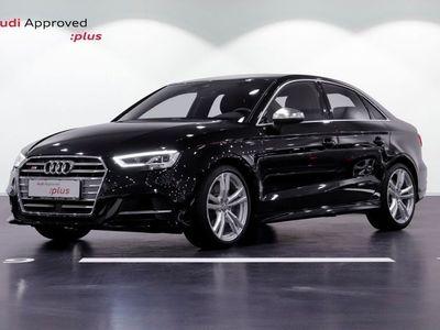 brugt Audi S3 2,0 TFSi quattro S-tr.