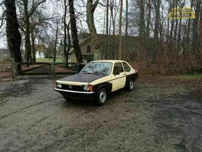 brugt Opel Kadett c