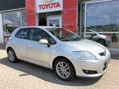 brugt Toyota Auris 1,6 VVT-I TX a/c 132HK 5d