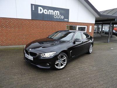 brugt BMW 420 Gran Coupé 2,0 4-serie d Steptronic Sport Line 190HK Coupe aut
