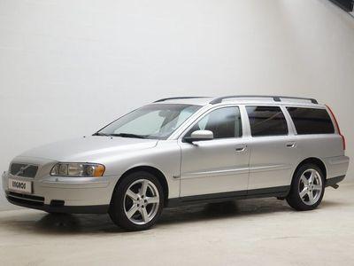 brugt Volvo V70 2,4 SE 170