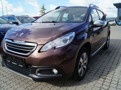 second-hand Peugeot 2008 1,6 e-HDi 92 Motion ESG