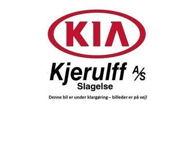 brugt Kia Venga 1,6 CVVT Intro Edition