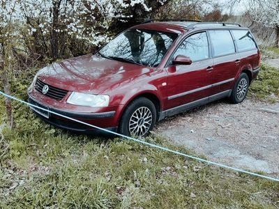 brugt VW Passat 1,8 T AUT VARIANT