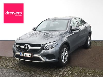brugt Mercedes 300 GLC Edition,SUV 4MATIC 9G-TRONIC