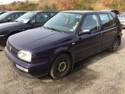 brugt VW Golf III 1,9 D CL