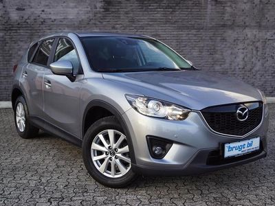 brugt Mazda CX-5 2,0 Skyactiv-G Vision 4WD 160HK 5d 6g Aut.