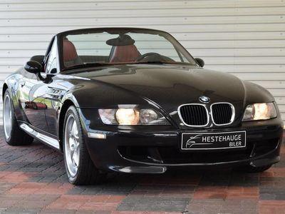 brugt BMW Z3 M Roadster 3,2 321HK Cabr.