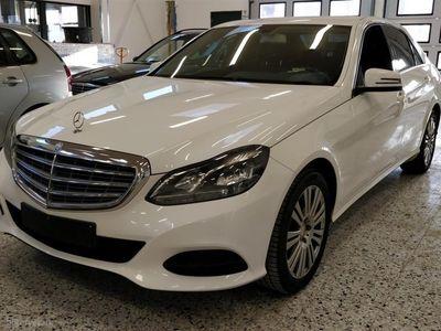 brugt Mercedes E200 1 CDI 7G-Tronic Plus 136HK 7g Aut.