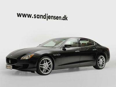 brugt Maserati Quattroporte 3,0 S Q4 aut.