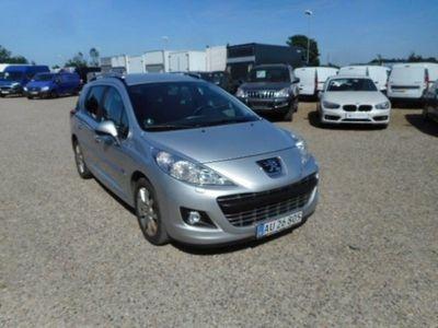 käytetty Peugeot 207 1,6 HDi 92 Sportium SW