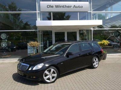 brugt Mercedes E250 2 CDi stc. aut. BE